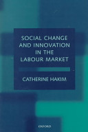 Social Change and Innovation in the Labour Market
