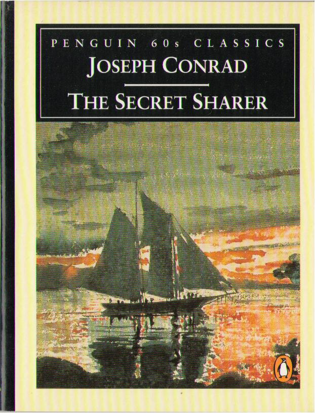 the unpredictability of humans in joseph conrads the secret sharer Book from project gutenberg: the secret sharer library of congress classification: pr.