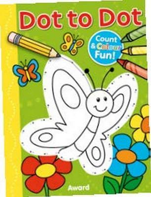 Dot to Dot Butterfly and More