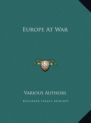 Europe at War Europe at War