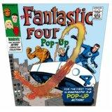 The Fantastic Four Pop-Up