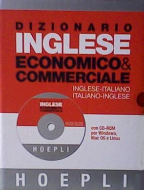 Dizionario Inglese Economico & Commerciale