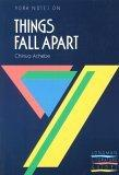 """York Notes on """"Things Fall Apart"""" by Chinua Achebe"""