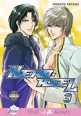Hero Heel Volume 3
