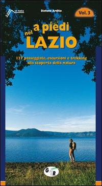 A piedi nel Lazio (vol. 3)