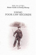 Using Poor Law Records