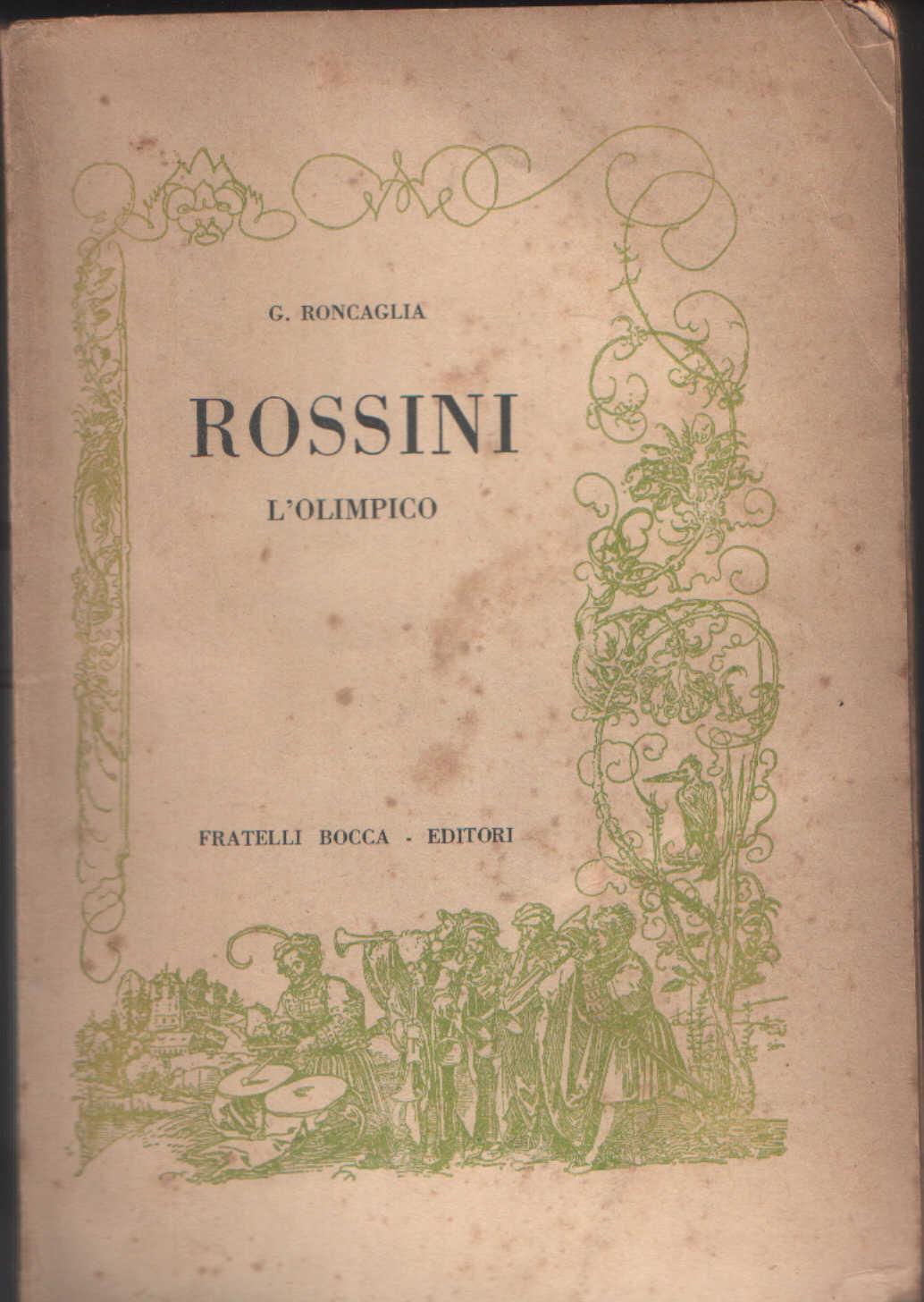 Rossini l'olimpico
