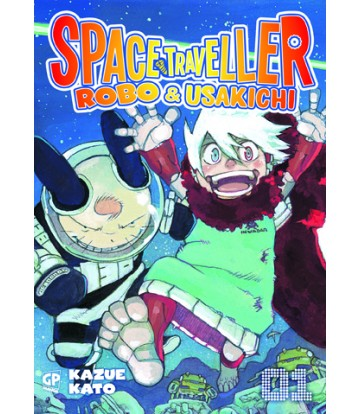 Space Traveller Robo & Usakichi vol. 1