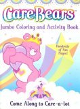 Care Bears Jumbo Coloring and Activity Book