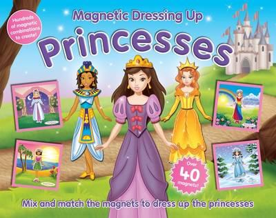 Dressing Up Princesses (Magnetic Fun Stations)