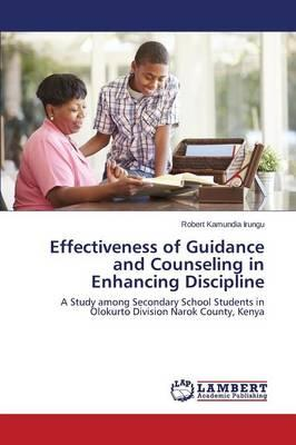 Effectiveness of Guidance and Counseling in Enhancing Discipline