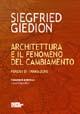 Architettura e il fenomeno del cambiamento