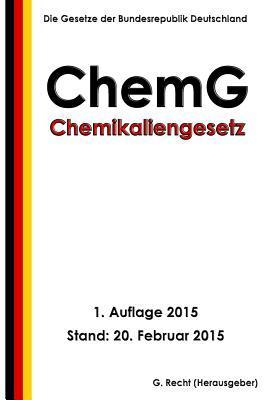 Chemikaliengesetz - ...
