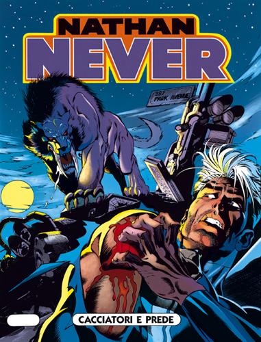Nathan Never n. 39