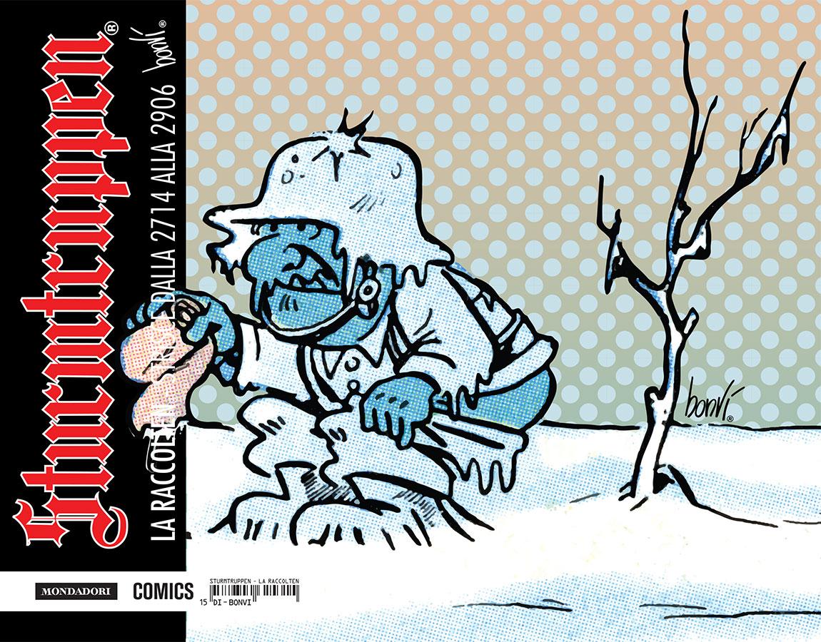 Sturmtruppen - La Raccolten vol. 15