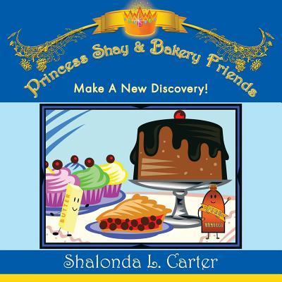 Princess Shay & Bakery Friends