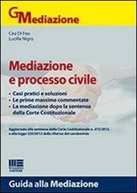 Mediazione e processo civile