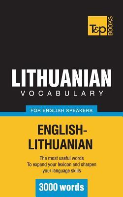 Lithuanian vocabular...