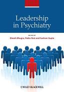 Leadership in Psychiatry