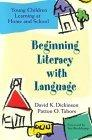 Beginning Literacy With Language