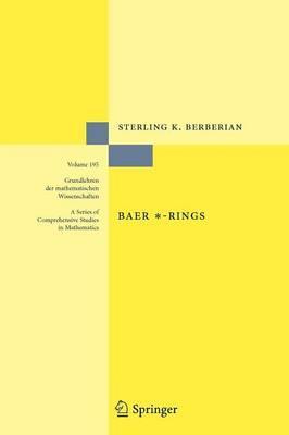 Baer -Rings