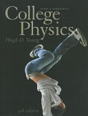 e-Study Guide for: College Physics by Hugh D. Young, ISBN 9780321733177