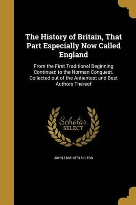 HIST OF BRITAIN THAT...