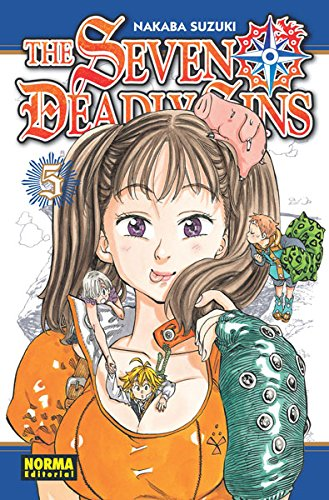 The Seven Deadly Sins #5