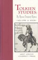Tolkien Studies, Vol. 5