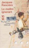 Le maître ignorant