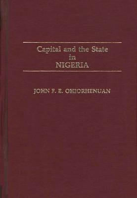 Capital and the State in Nigeria
