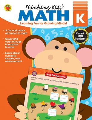 Thinking Kids Math, K