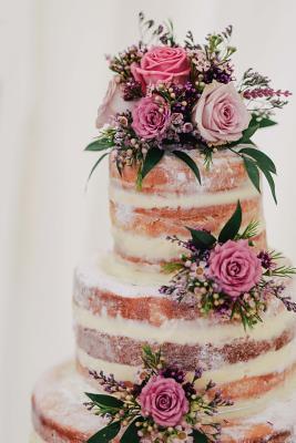 The Wedding Cake Journal