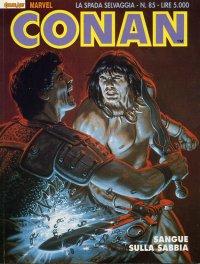 Conan - La spada selvaggia n. 85