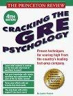 Cracking the GRE Psychology, 4th Edition