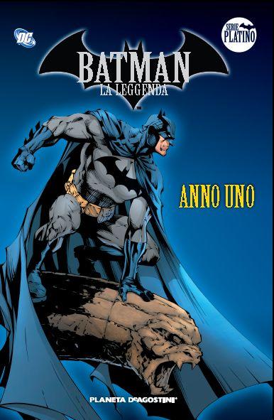 Batman la Leggenda n. 01
