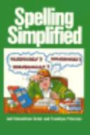 Spelling simplified