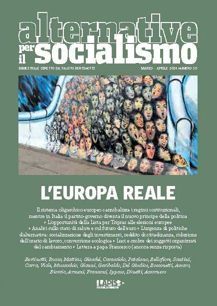 Alternative per il socialismo. N. 30