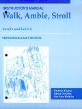 Walk, Amble, Stroll