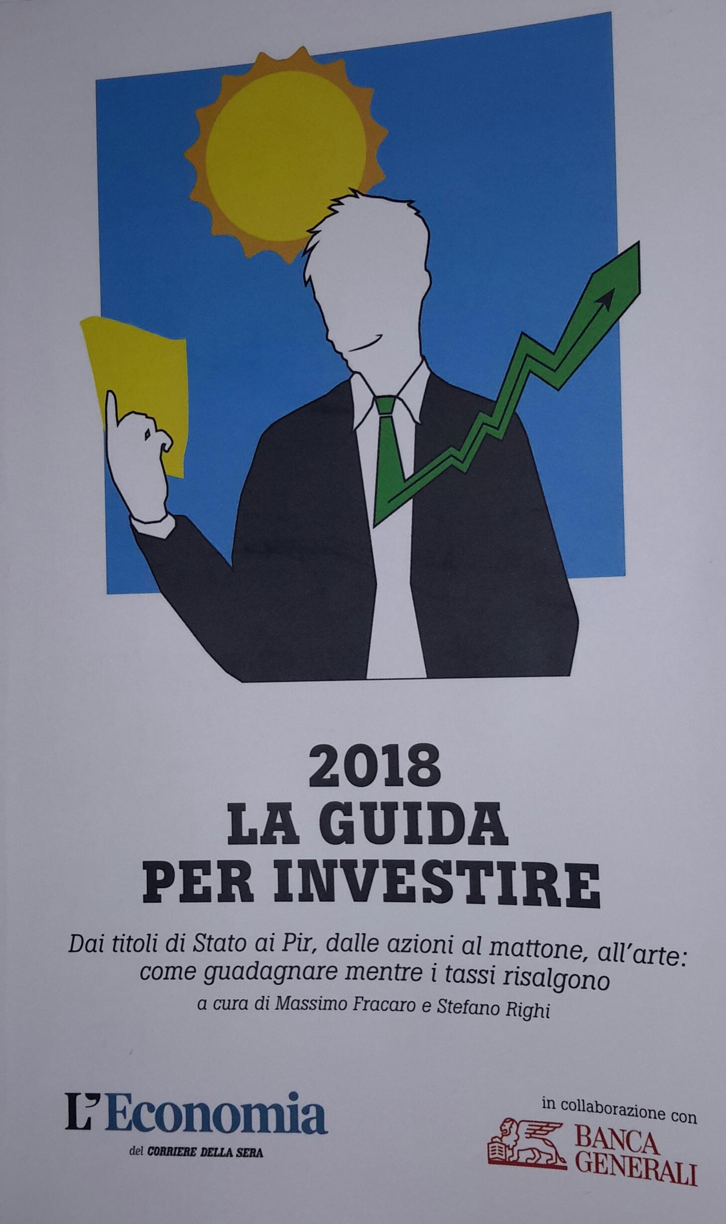 2018 La guida per investire