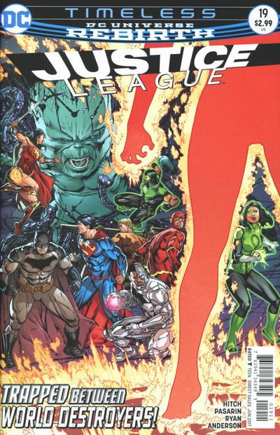 Justice League Vol.3 #19