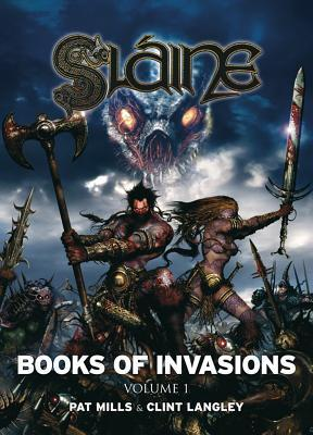 Slaine Books of Invasions 1