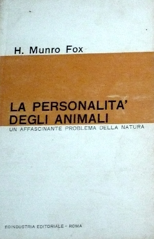 La personalità degli animali