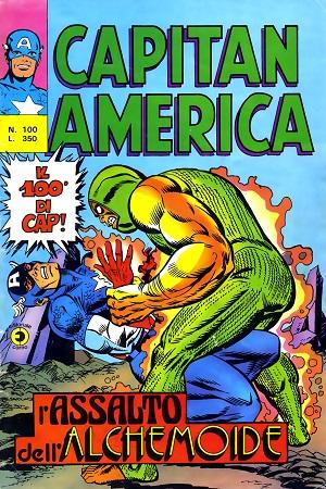 Capitan America n. 100