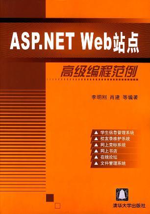 ASP.NET Web站点高级编程范例