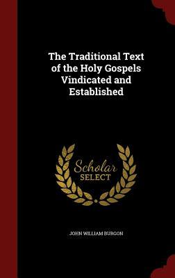 The Traditional Text...