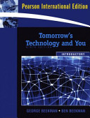Tomorrow's Technology and You, Introductory