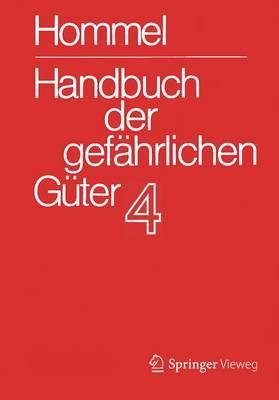 Handbuch Der Gefahrlichen Guter