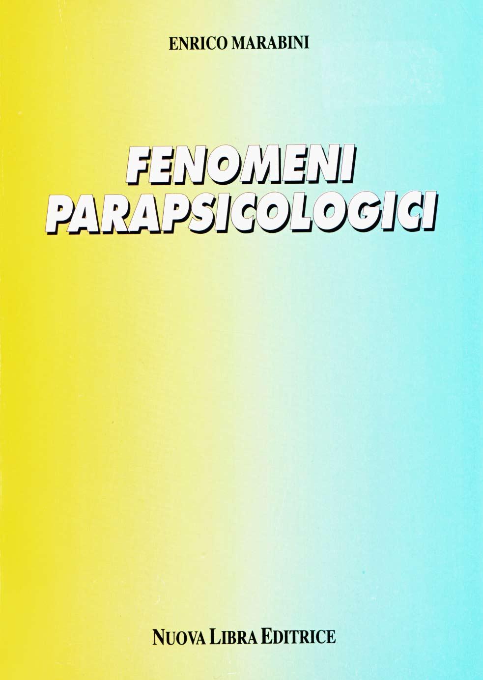 Fenomeni parapsicologici