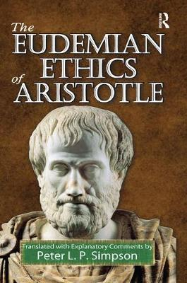 The Eudemian Ethics of Aristotle